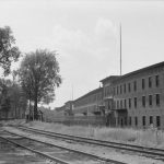 Amoskeag Mills in Manchester, New Hampshire, 1937