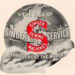 The Sign of Singer Service
