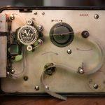 "DeVry Corporation ""Model A"" camera, internal view"