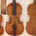 1928 Gemünder Art Violin produced by Oscar A. Gemünder