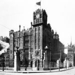 The Anheuser-Busch brew house, 1913