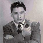 Dan Aaron, taken at the photo department of Gimbel's Department Store in Philadelphia, ca. 1950s