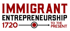 Immigrant Entrepreneurship Logo